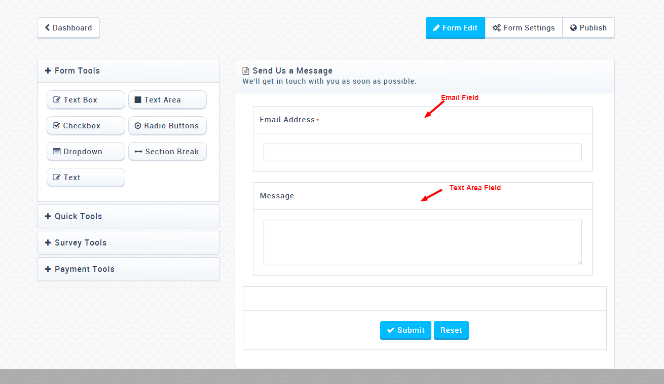 how to create a contact form wordpress